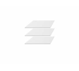 ERLA POLICE do SZF2D1S bílá (3 kusy v balení)