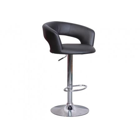 Barová židle Krokus C-328 černá