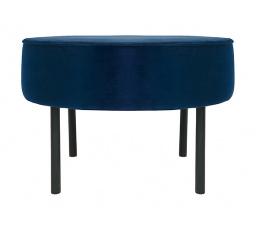LAFU H - taburet, Riviera 81 blue (BRW COMFORT) (FL9-1230)