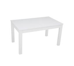 Jídelní stůl BRYK 2, bílá alpská