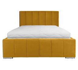 ALLOS 140x200 - Rain 12 yellow (BRW COMFORT) žlutá (FL11)