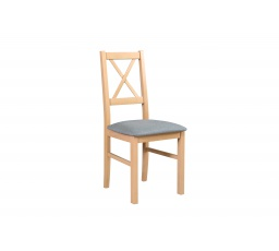 """NIEL X - jídelní židle (NILO X) /tk.19A-dub sonoma - kolekce """"DRE"""" (K150-Z)"""