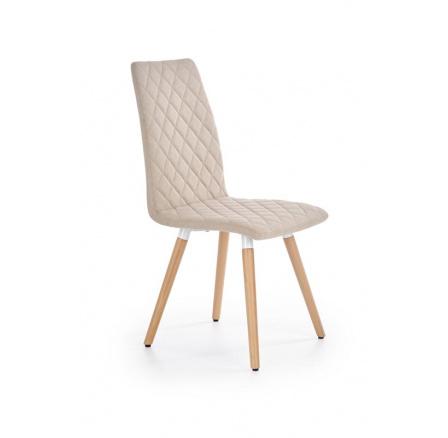 Jídelní židle K282 béžová