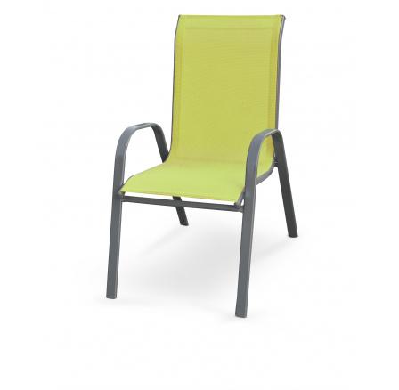 MOSLER krzesło ogrodowe zielony (1p=1szt)