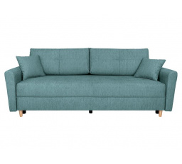 ARADENA LUX 3DL, Palacio 77 turquoise,TX002 (BRW COMFORT) (FL11-K1230)