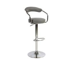 Barová židle Krokus C-231 šedá