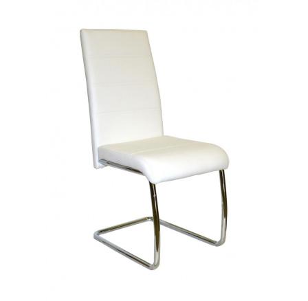 Jídelní židle Y 100 bílá