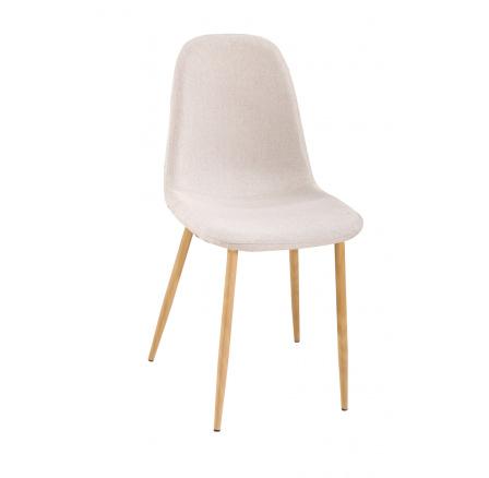 Jídelní židle Ohio béžová
