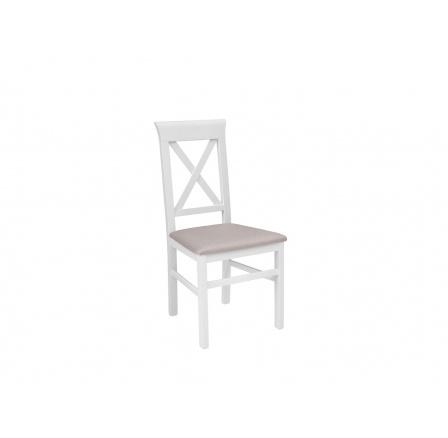 židle ALLA 2 (262) - bílá (tx057)/TK2045