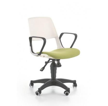 Dětská židle JUMBO /bílá+zelená