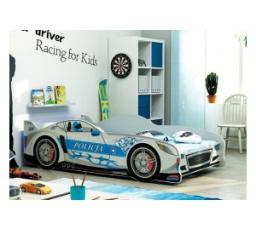 Dětská postel CARS - Policie