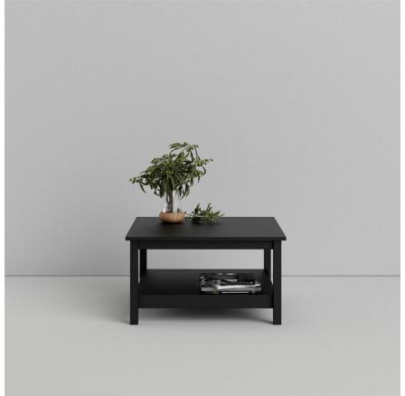 Konferenční stolek Real černý