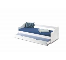 Dětská postel LEONIE 2 Bílá, 200x90 cm