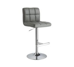 Barová židle Krokus C-105 šedá