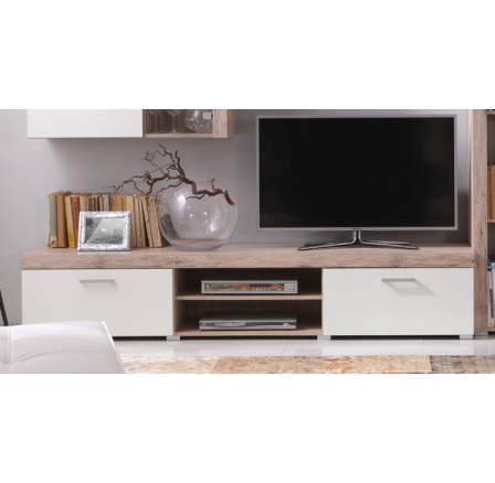TV stolek Samba R8 san marino/crem