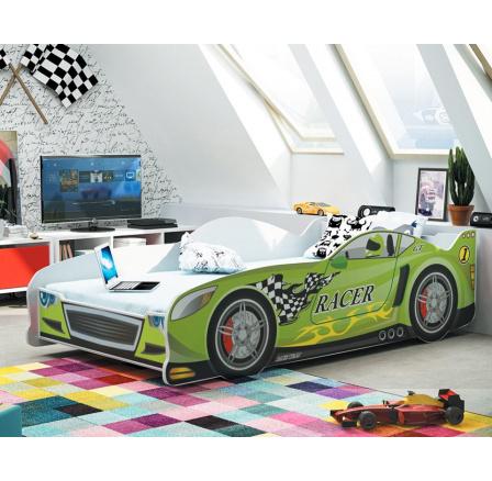 Postel Roland 80x160 zelená