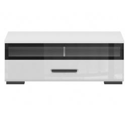 ASSEN RTV1S/4/10_S bílá/bílý lesk