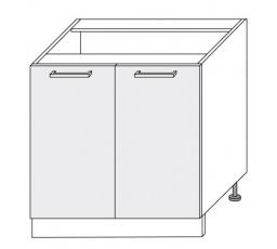 PLATINUM - dolní skříňka  80cm D11/80