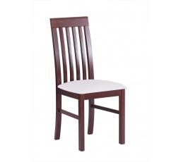 """NIEL I  (NILO I)-jíédelní židle- ořech/4- kolekce """"DRE"""" (Z)"""