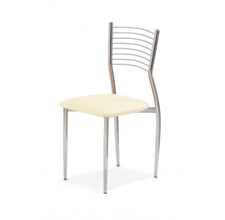 Jídelní židle K-9, Krémová