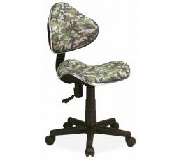 Dětská židle Q-G2 Maskáče