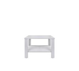 stolek ODETTE (lawa) bílá alpská