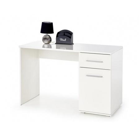Psací stůl LIMA-B1, bílý