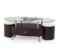 Konferenční stůl STELLA, wenge