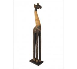 Žirafa stojící  textura