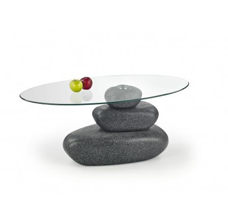 Konferenční stůl FLAVIA Šedý
