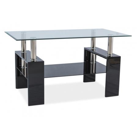 Konferenční stůl LISA III černá