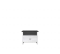Noční stolek PORTO KOM1S/50 modřín sibiu světlý