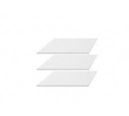 KIOTO POLICE (3ks v balení) do skříně SZF2D1S bílá