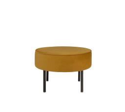 LAFU H - taburet, Riviera 41 yellow (BRW COMFORT) (FL10-1030)