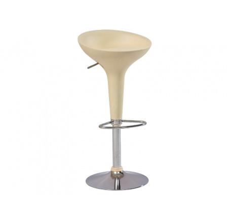 Barová židle Krokus A-148 krémová