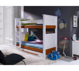 CASIMIR - patrová postel pro 2 děti