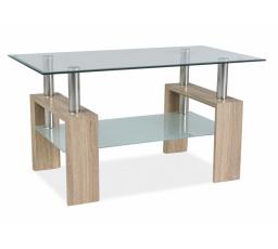 Konferenční stůl LISA III /dub sonoma