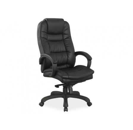 Kancelářské křeslo Q-155 černé
