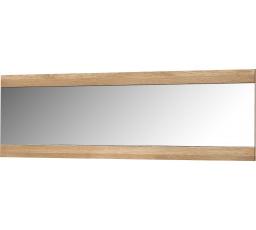 LANZAROTE 80 - ZRCADLO -olejovaný zlatý dub-smontovaný nábytek (Locarno) (SZ) (K150-Z)