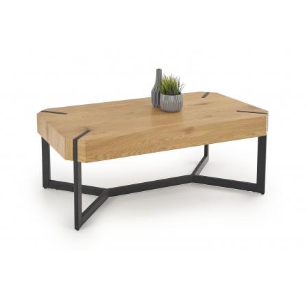 Konferenční stůl LAVIDA Zlatý dub
