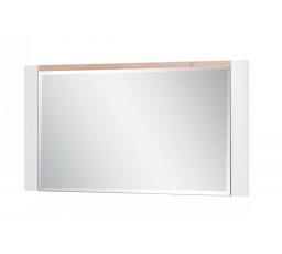 Zrcadlo Bacardi R20 dub zlatý/crem