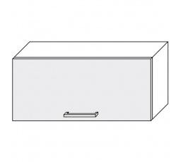 PLATINUM - horní skříňka 80cm W4B/80