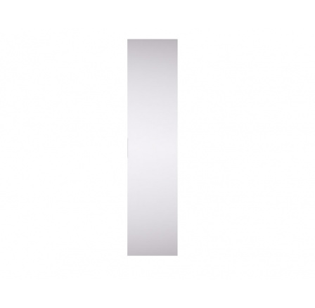 WEKTRA F4 dveře bílý lesk - zrcadlo