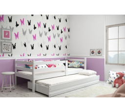 Dětská postel Norbert II 90x200 bílá