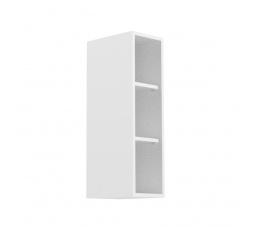 Kuchyňská horní skřínka - ASPEN W20o, bílý lesk