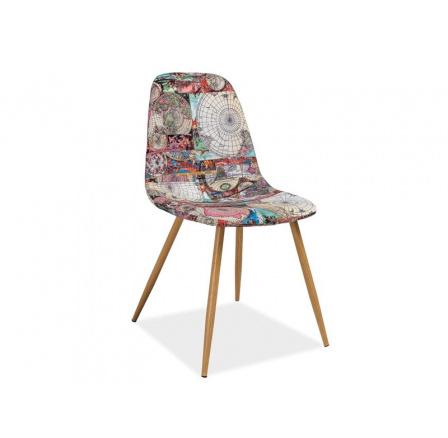 Jídelní židle CITI motiv
