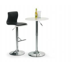 Barový stůl SB1, bílý