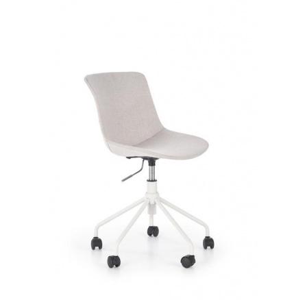 Dětská židle DOBLO, béžová