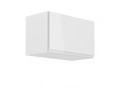 Kuchyňská horní skřínka - ASPEN G60KN, bílý lesk
