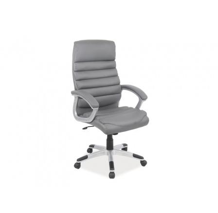 Kancelářské křeslo Q-087 /šedá